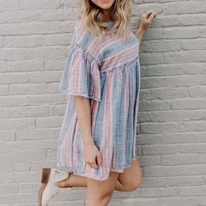 NEW • Free People • Summer Nights Woven Top Small